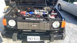 V8 Dodge Raider turbo