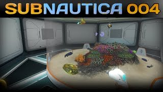 Subnautica [004] [Ein schönes neues Aquarium] [Let's Play Gameplay Deutsch German] thumbnail