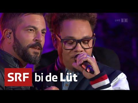 Bligg feat. Marc Sway | Us Mänsch | SRF bi de Lüt Sommerfest | SRF Musik