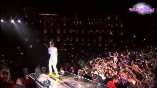 Justin Bieber - One Less Lonely Girl (En El Zocalo De México Oficial HD)