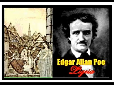 Ligeia -  Edgar Allan Poe. (Read by Vincent Price)