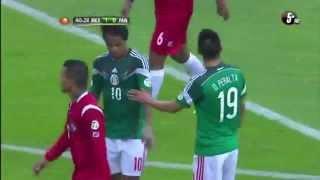 Mexico vs Panama 2-1 Eliminatoria 11 De Octubre 2013