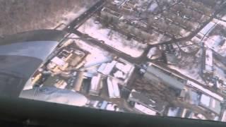 Полет вокруг МКАД на Л-29