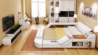 видео 20 способов увеличить пространство гостиной