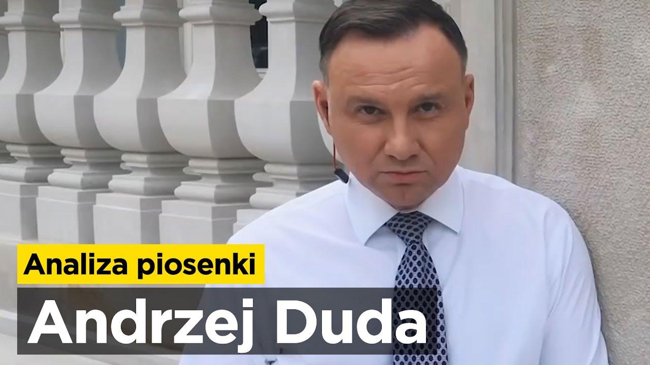 ANALIZA: Andrzej Duda, #Hot16Challenge2