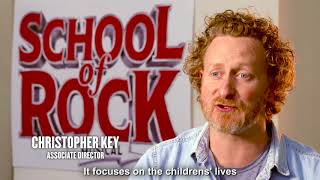 What Can Audiences Expect? | SCHOOL OF ROCK: The Musical | Australia