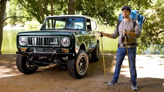 1973 Custom International Scout II: Enter Our Classic Car Sweepstakes // Omaze