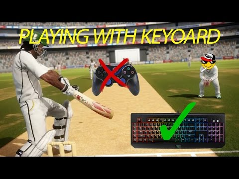 How to Play Don Bradman Cricket 14 with keyboard On PC (With Latest Download Link)