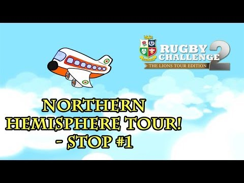 Rugby Challenge 2 - Northern Hemisphere Tour - Stop 1 - New Zealand vs Japan