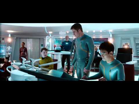 Star Trek Into Darkness - Opening Scene (HD) poster