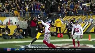 Every Big Ben touchdown of 2016!
