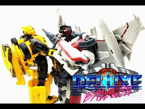 Transformers Studio Series B127.Bumblebee Review by Deluxe Baldwin