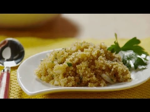 How to Make Quinoa Side Dish | Quinoa Recipes | Allrecipes.com