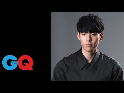 韓流型男四款髮型示範#1 蓬鬆捲髮|GQ Style