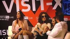 VISIT-X TV - LIVE VON DER VENUS 2017 - DONNERSTAG TEIL 1