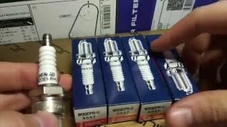 свечи зажигания Denso W20EPR-U