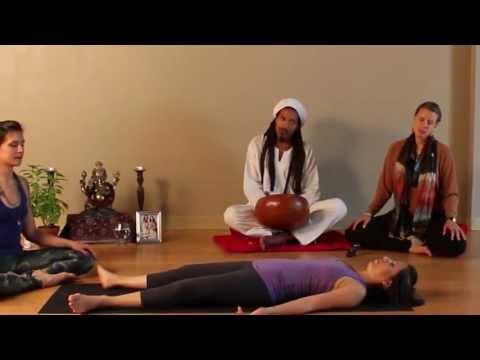 Live Music Savasana at Jivamukti Yoga NYC