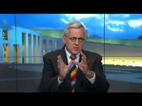 John Blaxland on ABC TV News 24 on Australia in the Iraq War 11 Nov 2014 (2 of 2)