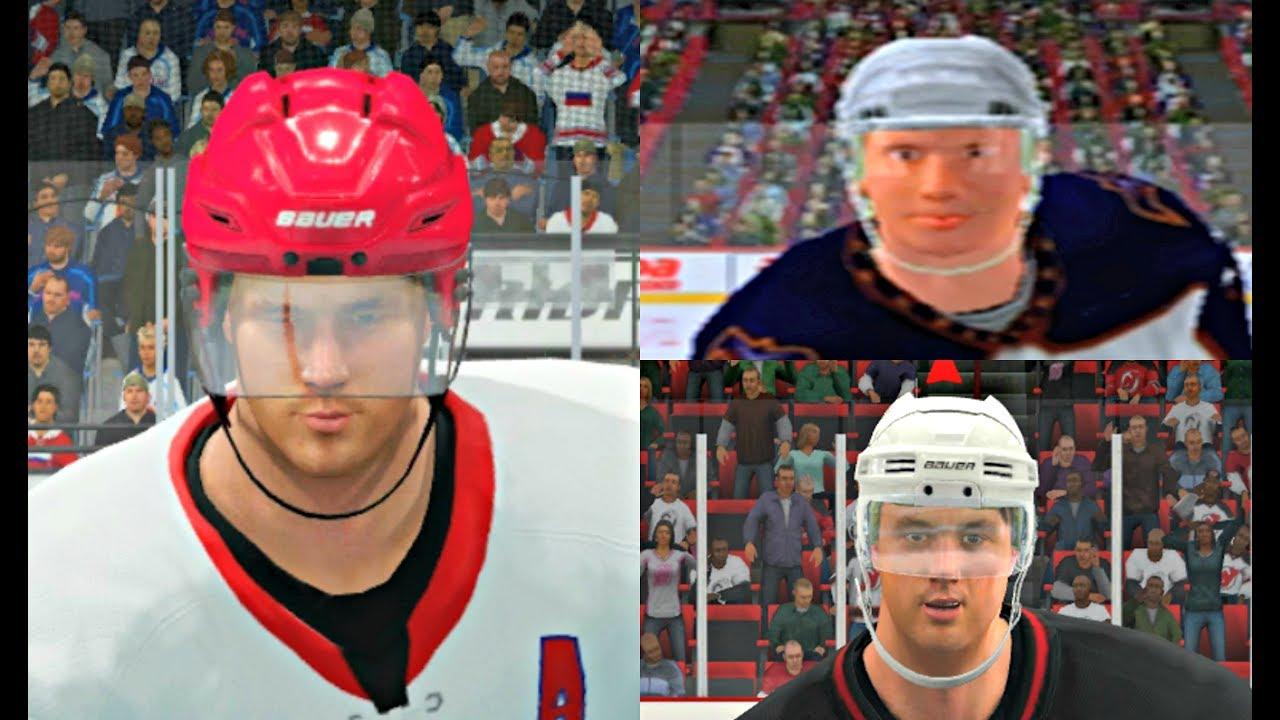 Ilya Kovalchuk Player Progression from