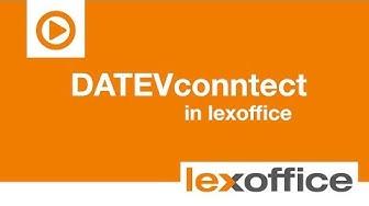 Lexware lexoffice Tutorial: So funktioniert DATEVconnect online in lexoffice