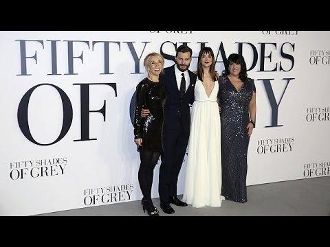 """Cinema: """"Cinquanta sfumature di grigio"""" fa razzia di Razzie Awards"""