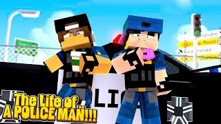 Minecraft Life of - ROPO & JACK LIVE THE LIFE OF POLICE OFFICERS!!