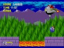 Sonic the hedgehog (Sega Genesis) - Part 2