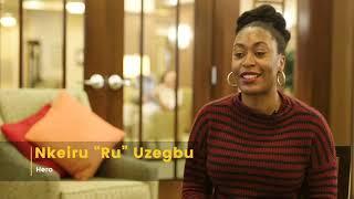 2018 Argentum Hero: Nkeiru Uzegbu