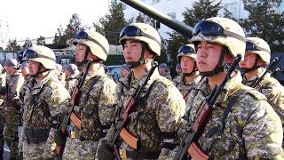 Кой-Ташской мотострелковой бригаде 100 лет! / 19.03.18 / НТС