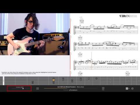 *JTC Free Lick #3* From Mateus Asatos' '20 Licks: Melodic Freedom'