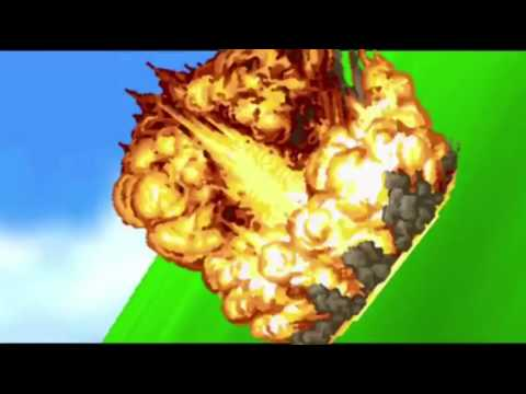 SMG4 Explosion Compilation