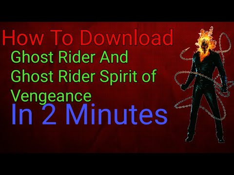 Download How To Download Movie Ghost Rider And Ghost Rider Spirit of Vengeance Full Movie In Hindi