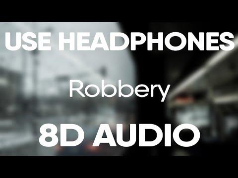 Juice WRLD – Robbery (8D AUDIO)