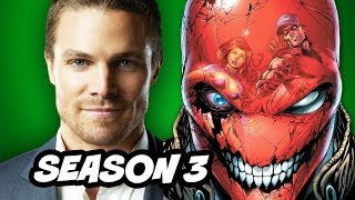 Arrow Season 3 - Top 5 Comic Book Stories