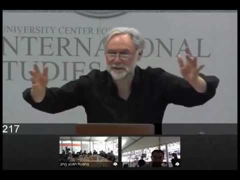 9th Shanghai Biennale: Terry Smith Presentation and Discussion on Contemporary Curating