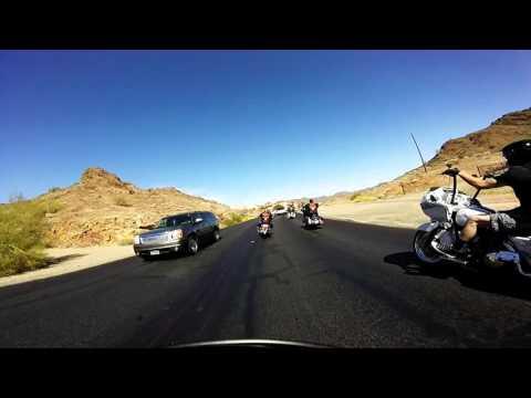Infidel Riders MC Parker/Lake Havasu AZ Ride 2016