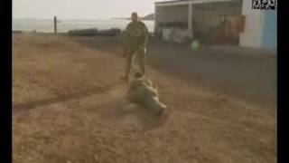 French Foreign Legion - Basic Desert Training in Djibouti