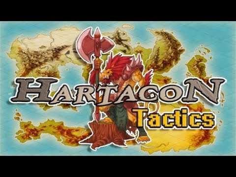 Hartacon Tactics Game Play Walkthrough / Playthrough