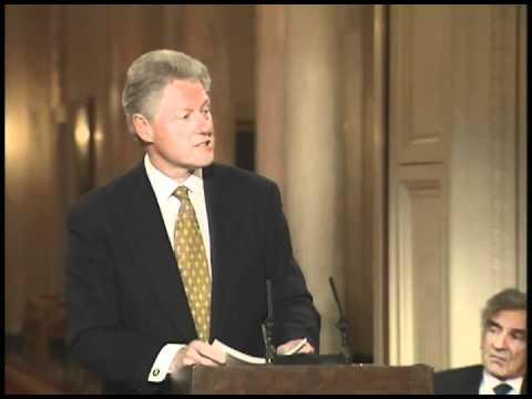White House Millennium Lecture Series - #7