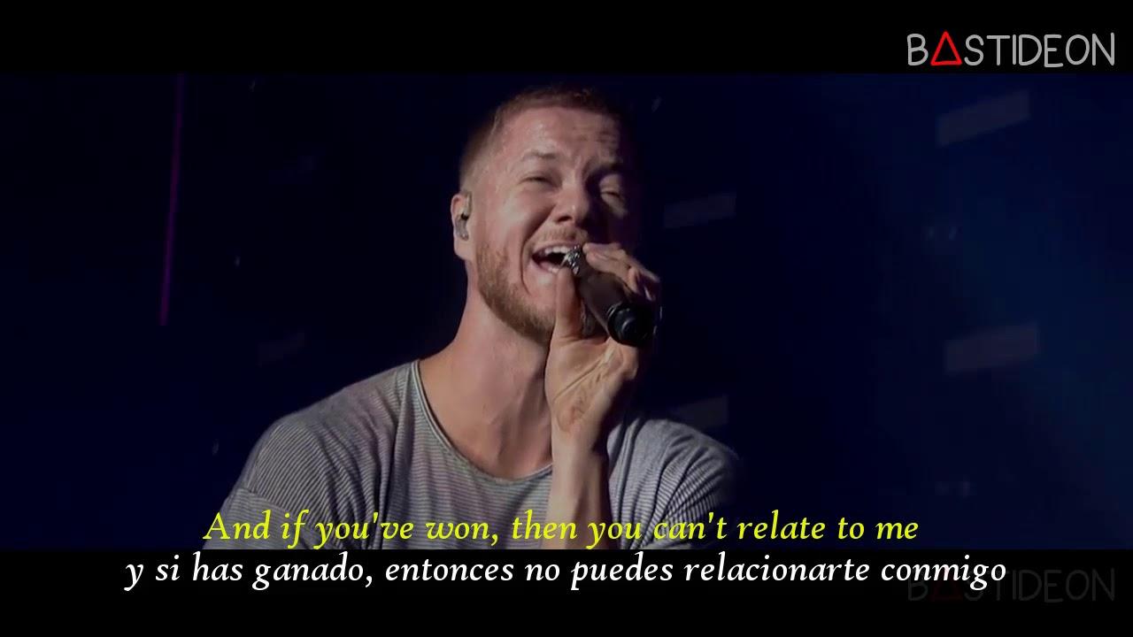 Imagine Dragons - Hear Me (Sub Español + Lyrics) - YouTube