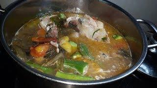 Cách nấu CANH CHUA ĐẦU CÁ MÈ ko hề tanh