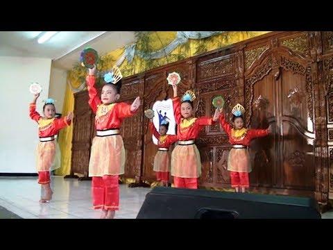TARI RODHAT / RODAT Padepokan Seni Tari Giyan Lakshita Cilacap