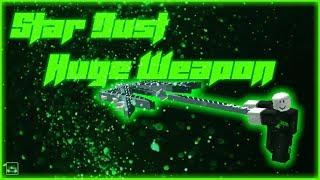 Roblox Script Showcase Episode#819/Star Dust Huge Weapon