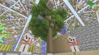 Minecraft Xbox - Sky Grid - The Big Tree [6]