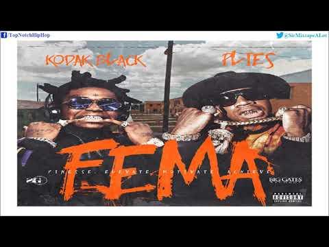 Download Kodak Black x Plies - TOO MUCH MONEY - F.E.M.A. Official Audio Lyrics In Description