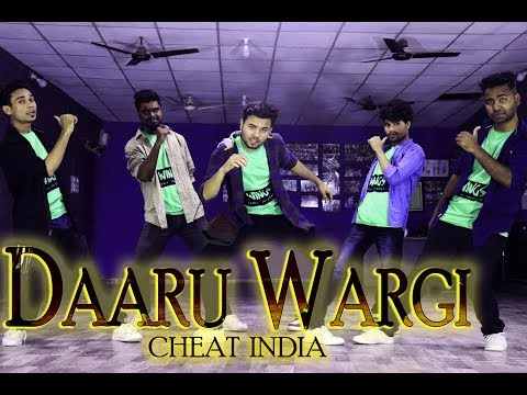 Daaru Wargi - Cheat India | Guru Randhawa | Emraan Hashmi | Dance Cover