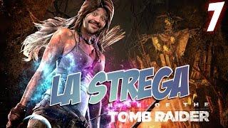 Rise of the Tomb Raider - 7°: La Strega | Walkthrough