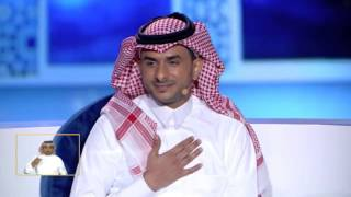 إياد الحكمي في نهائيات برنامج أمير الشعراء7