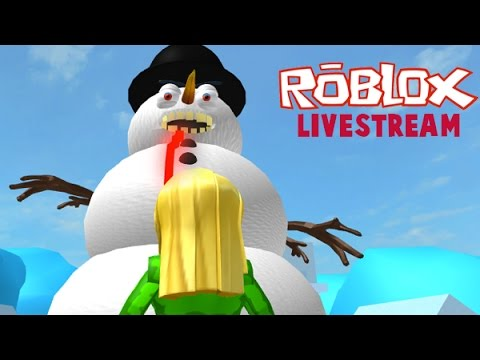 Saturday Morning Roblox Live stream! Fashion Frenzy and Santa Obby
