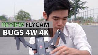 Review Flycam Mjx Bugs 4W Pro Camera 4k Mới Ra Mắt - JOLAVN